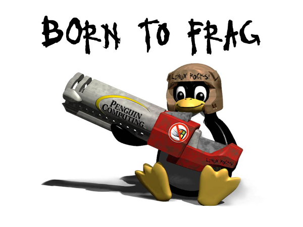 born to frag