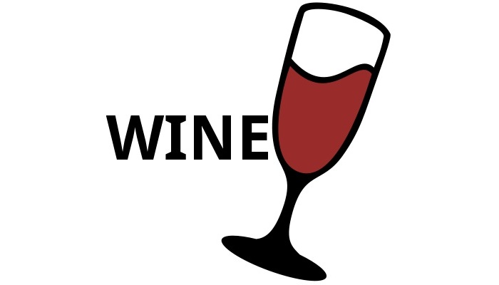 wine and linux